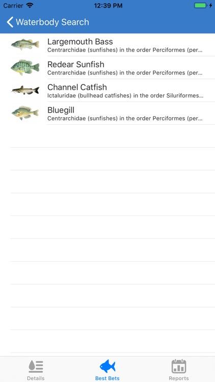 MO Fishing screenshot-3