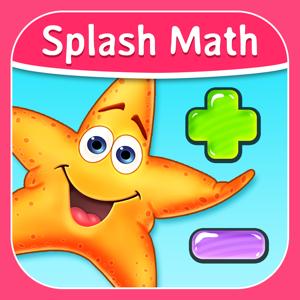 1st Grade Math Learning Games app