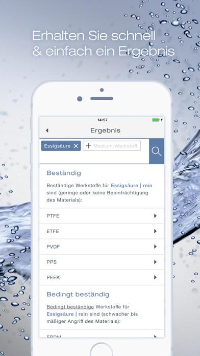 Bürkert resistAppScreenshot von 3