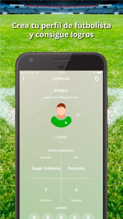 Futbole screenshot-2