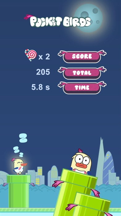Pocket Birds Screenshot 5