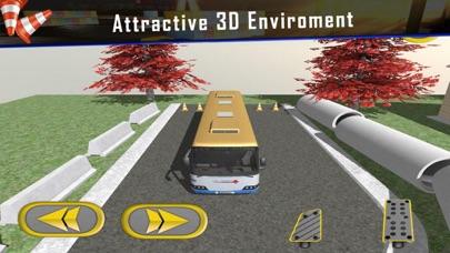 Skill Bus Parking Advance screenshot three