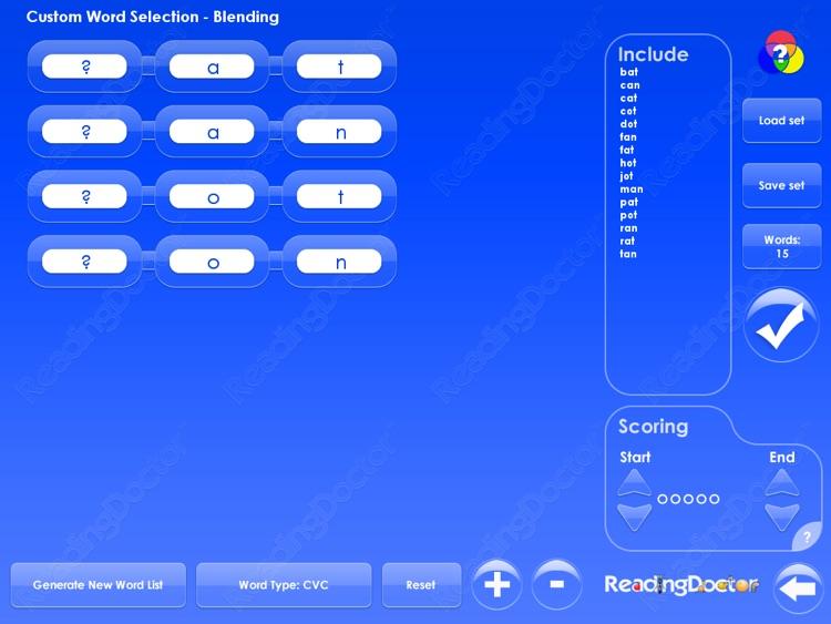 Blending Sounds 1 : Phonics Words for Beginners screenshot-3