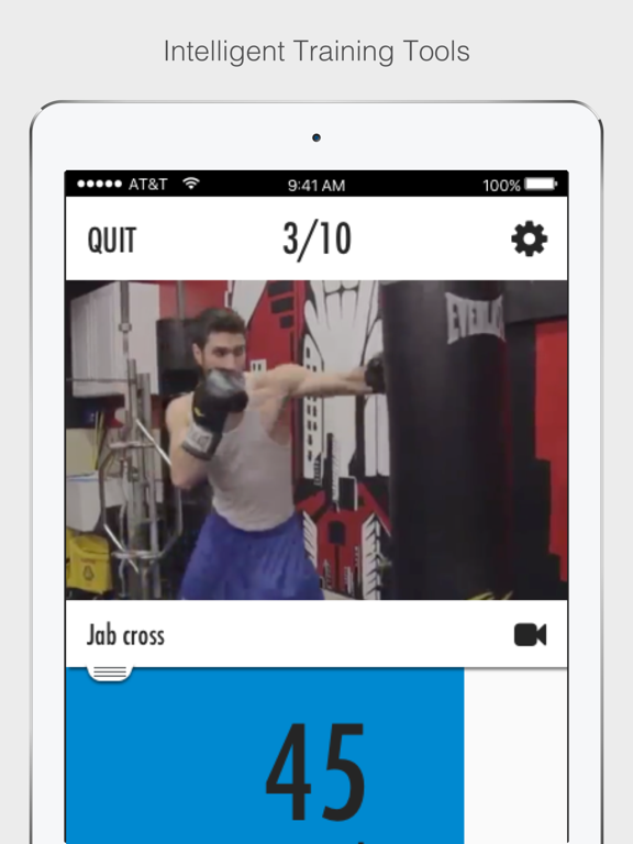 Boxing Training screenshot