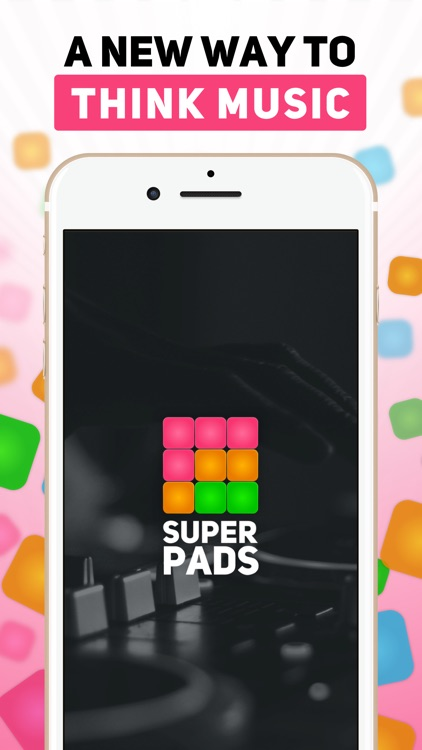 SUPER PADS - Become a DJ screenshot-3