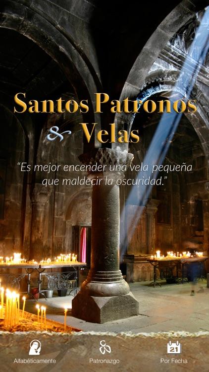 Santos Patronos y Velas screenshot-4