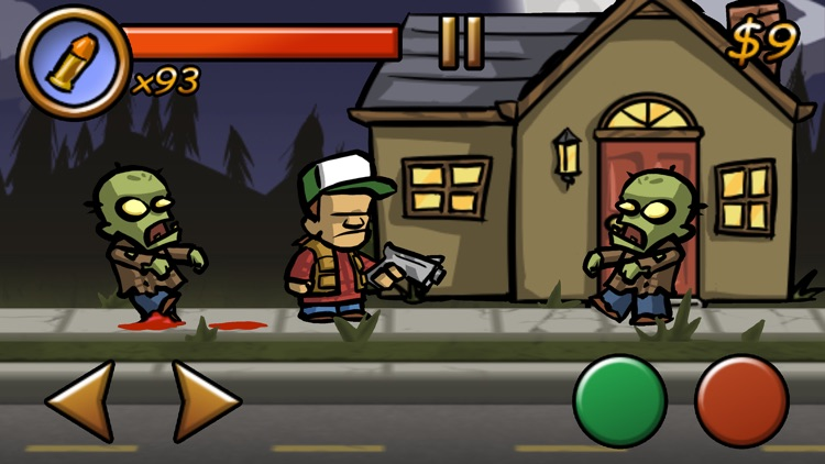 Zombieville USA screenshot-0