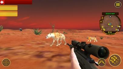 Desert Animal Shooting 18 Pro screenshot two