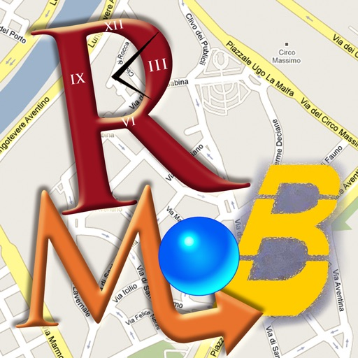 RMob - Autobus e Traffico a Roma