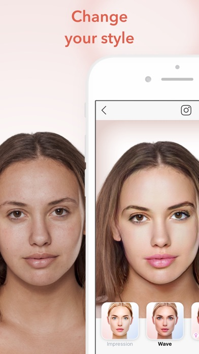FaceApp: Neural Face Magic Screenshot
