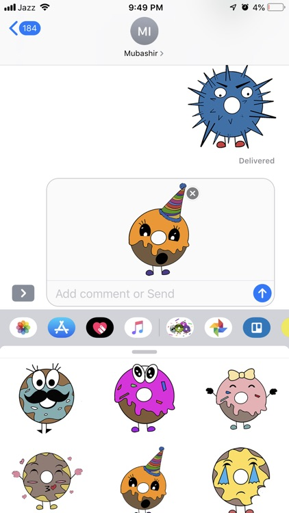 Domojis screenshot-6