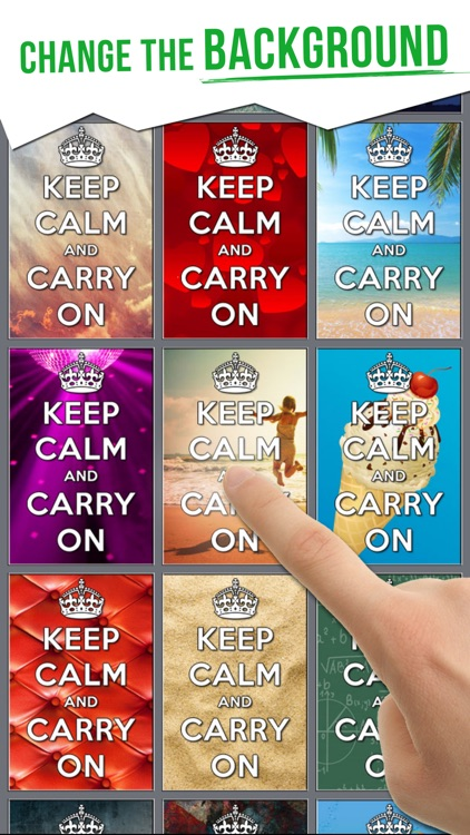 Keep Calm And ____?