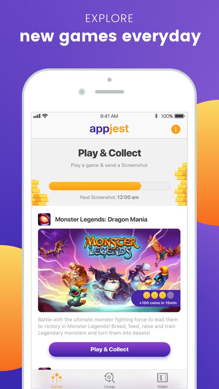 appjest Screenshot