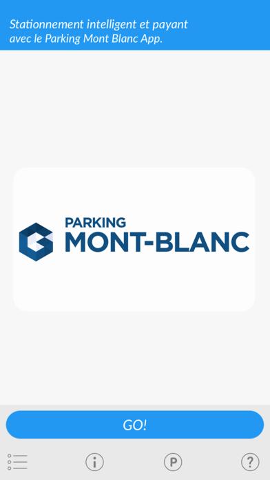 Parking Mont-Blanc screenshot one