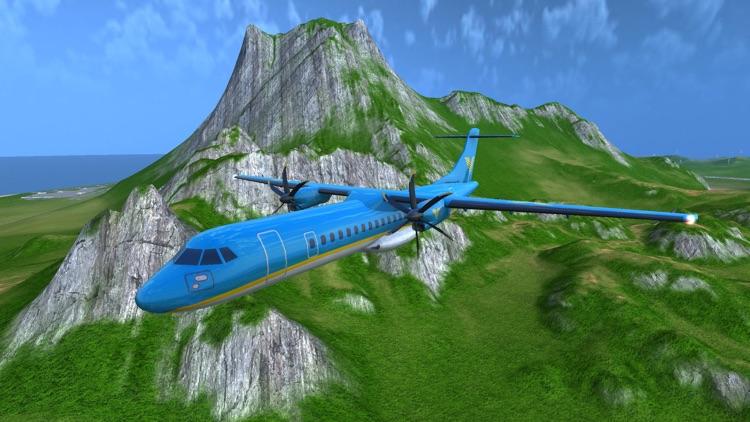 Turboprop Flight Simulator screenshot-6