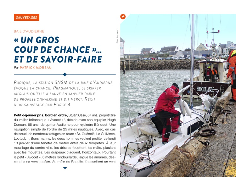 Magazine Sauvetage screenshot-1