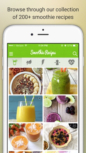 Smoothie recipes pro get healthy and lose weight on the app store screenshots forumfinder Image collections