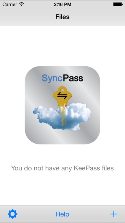 SyncPass screenshot-0