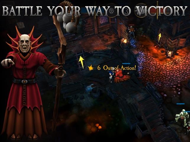 Mordheim: Warband Skirmish Screenshot