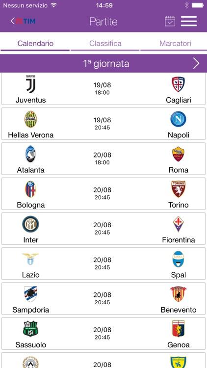 Serie A TIM screenshot-4