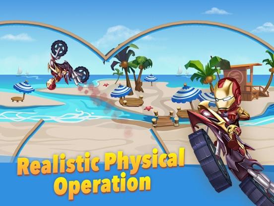 Bike X Rider-Motorcycle Games-ipad-3