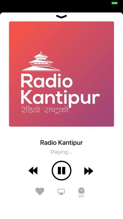 Hamro Nepali FM Radio screenshot-4