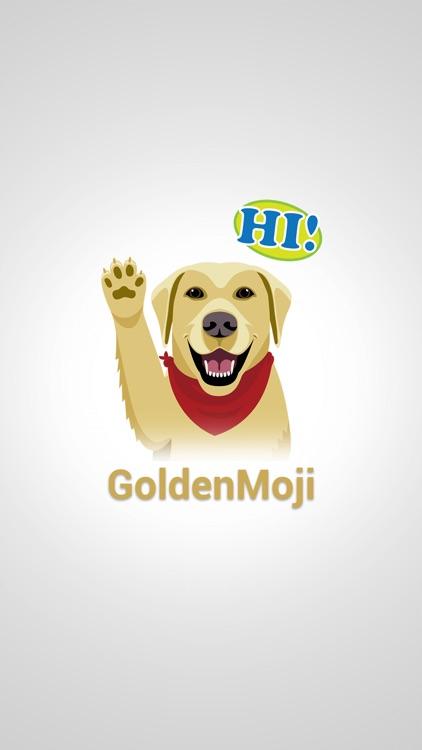 GoldenMoji Messenger