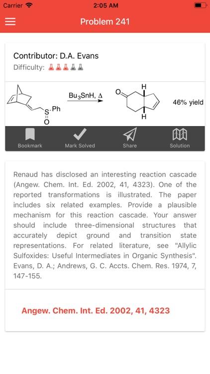 apoc - Organic Chemistry
