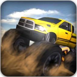 Truck Stunt Driving