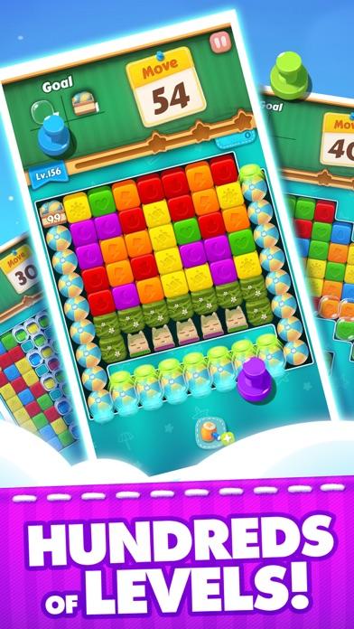 Viva Blast-Crush block match 3 app image
