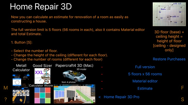 Home Repair 3D - AR Design screenshot-3