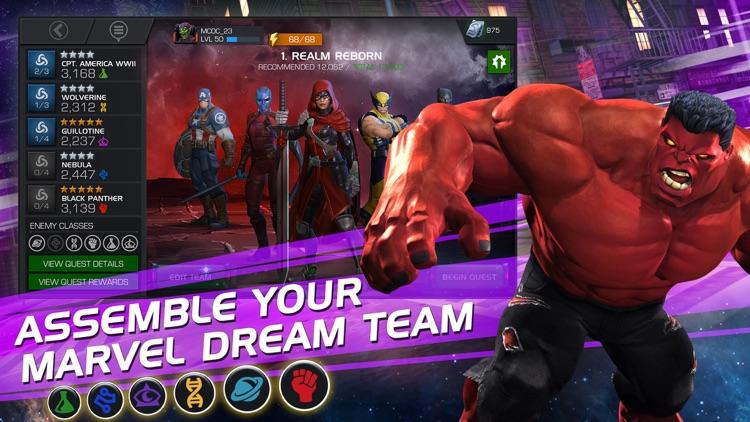 MARVEL Contest of Champions screenshot-3