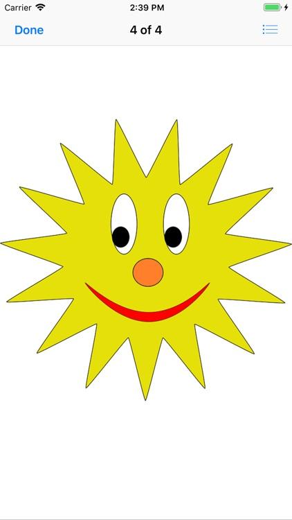 Sunny Sun Stickers screenshot-4