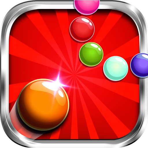 Bubble shoot.er the Ball Game