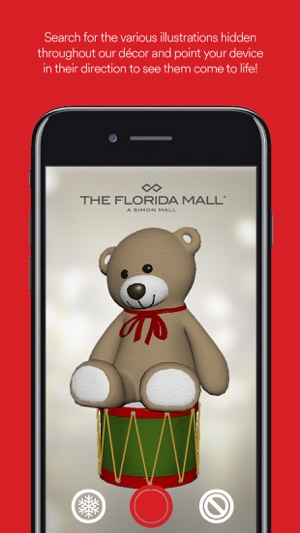The Florida Mall Holiday Ar On The App Store