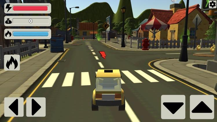 Crazy Driver screenshot-0