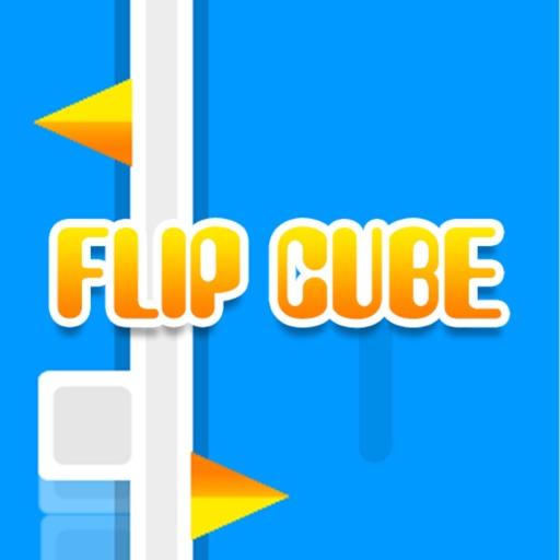 Flip Cube side