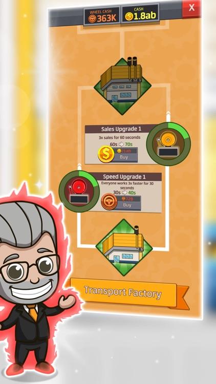 Idle Factory Tycoon screenshot-4