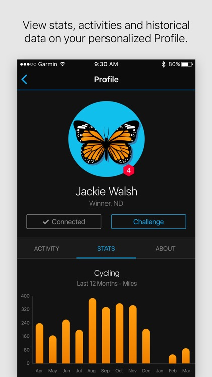 Garmin Connect™ screenshot-3
