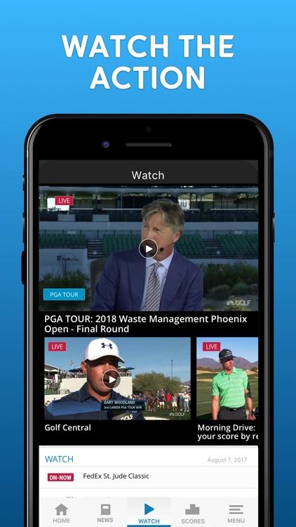 Golf Channel screenshot-3