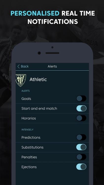 LaLiga: Spanish Soccer League screenshot-4