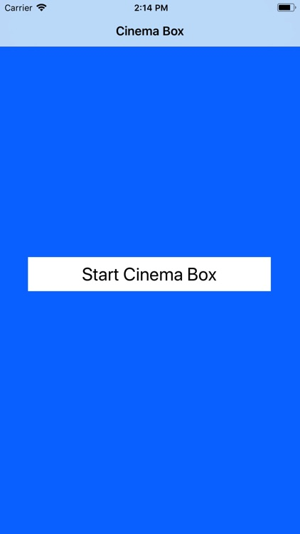 Cinema Box Movies
