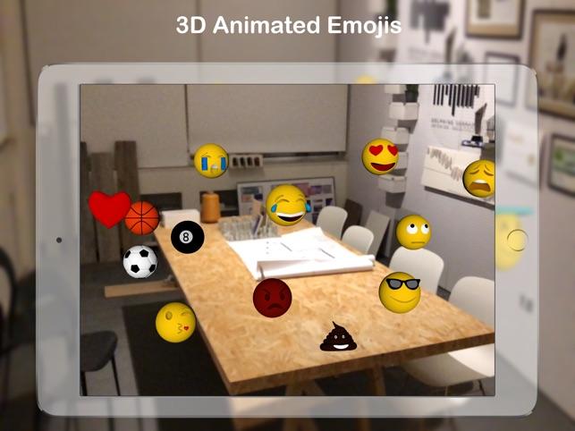 ARvid - Augmented Reality Screenshot