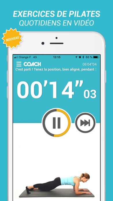 download Decathlon Coach Course Pilates apps 1