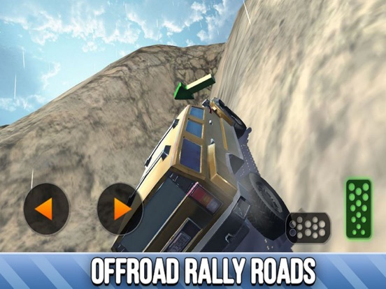 Jeep Mountain Hill Driver Cup screenshot 5