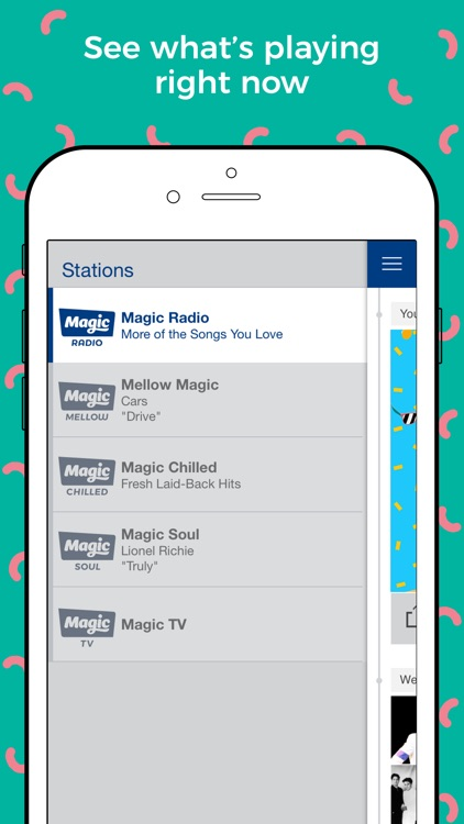 Magic Radio screenshot-1