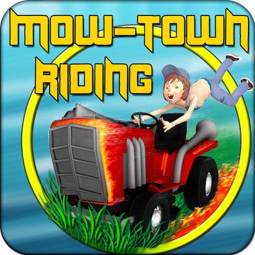 Mow-Town Riding