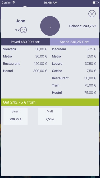 Split expenses with friends screenshot-4