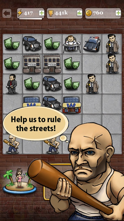 Mafia vs. Police screenshot-1