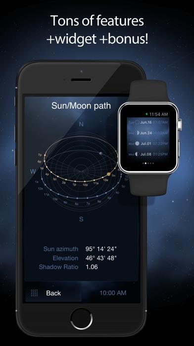 Deluxe Moon Pro - Moon Phases Calendar Screenshot 5